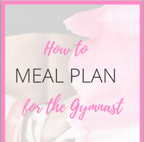 Best Diet for Gymnast