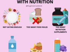 Gymnast Diet Mistakes