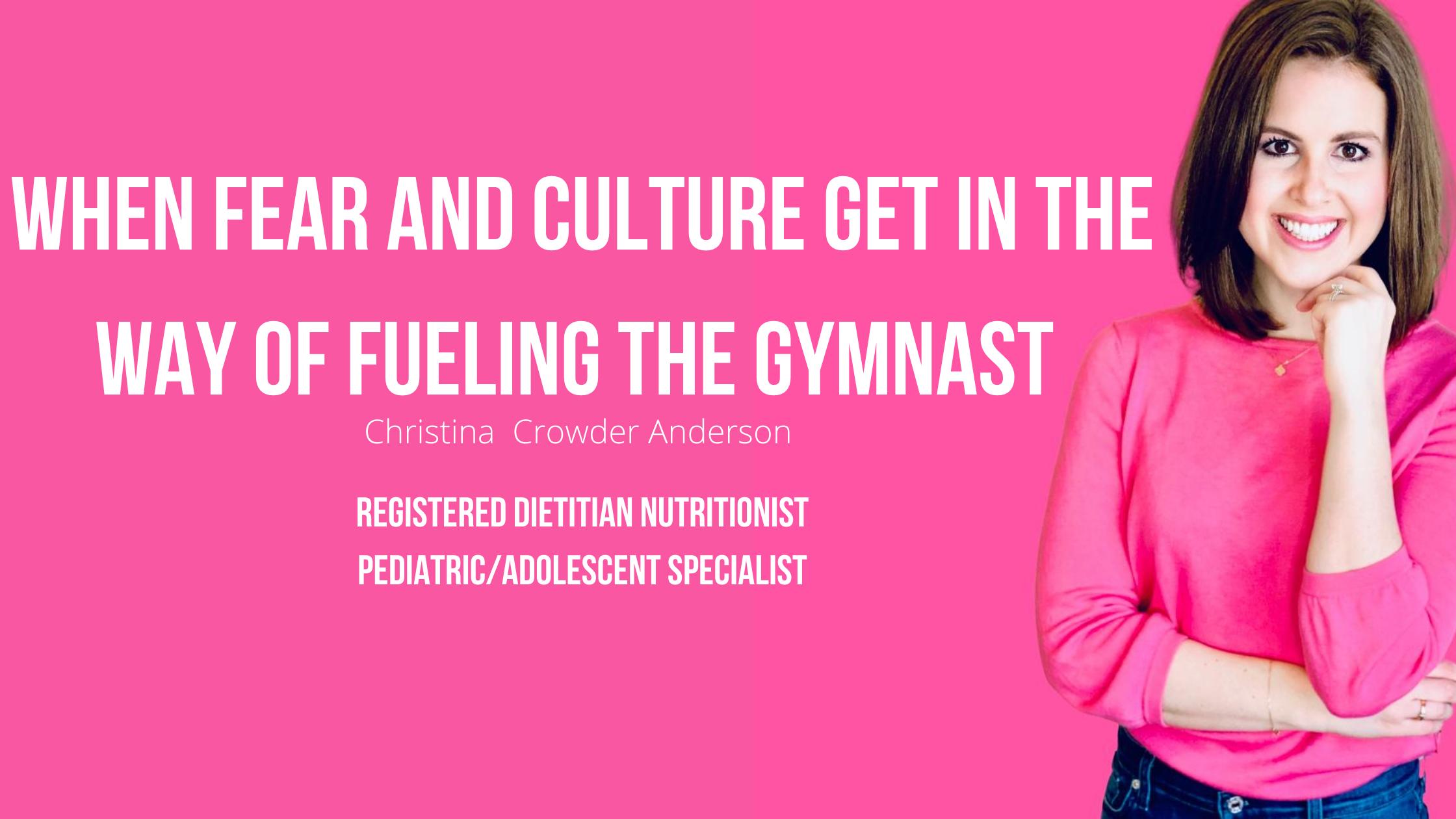 Gymnast Nutrition Culture