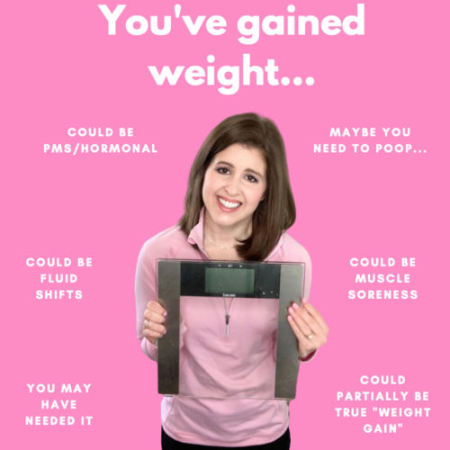 Gymnast Weight