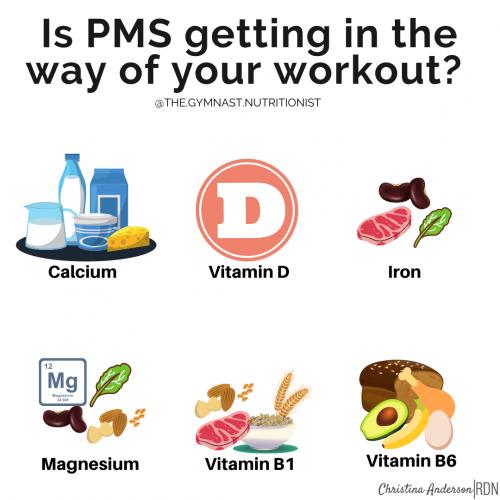 Gymnast PMS